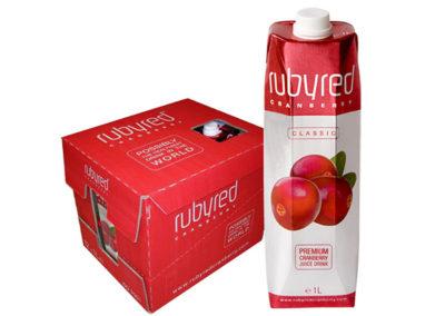 RUBYRED Juice drink