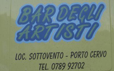 Bar degli artisti