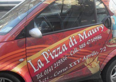 La Pizza di Maury