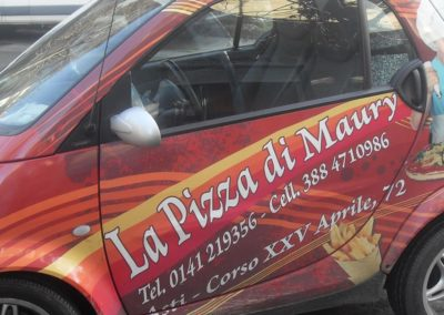 La pizza di Maury