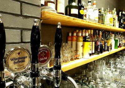 Bar Contatto Tavola Calda